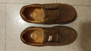 Dakota Quad Comfort steel toe work boots Men size 9