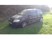 Fiat punto car/van 6 months mot drive away