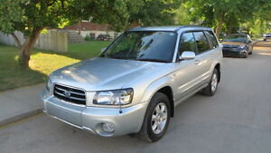 2002 JDM Subaru Forester Only 16K Like New Condition