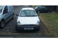 ford ka van very cheep to run