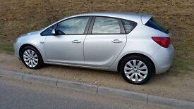 Vauxhall Astra J 1.7 CDTI