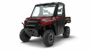 2018 Polaris RANGER XP 1000 HD R18RRE99NS South Nowra Nowra-Bomaderry Preview