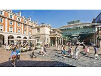 Free accomodation in central london - covent garden