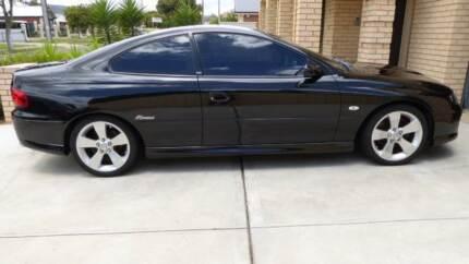 2004 CV8 VZ HOLDEN MONARO AUTO COUPE Adelaide CBD Adelaide City Preview