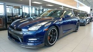 2013 Nissan GT-R BLACK EDITION Accident Free,  Navigation (GPS),