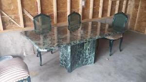 1970s Marble Table