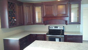 KITCHEN CONCRETE COUNTERTOPS!!!