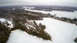 'One Of A Kind' Lot on Buck Lake!