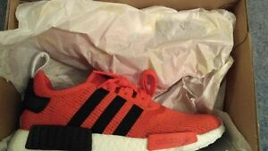 Brand New Adidas NMD R_1 Core Red Size 9 DS
