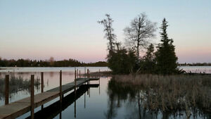 Waterfront Cottage for Rent (3 bedrooms) clean and private