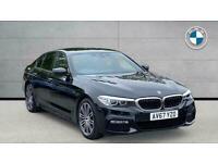 2017 BMW 5 Series 540I Xdrive M Sport 4Dr Auto Saloon Petrol Automatic