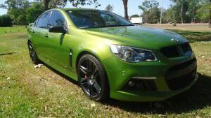 2014 Holden Special Vehicles ClubSport Gen-F MY15 R8 Green 6 Speed Manual Sedan Winnellie Darwin City Preview