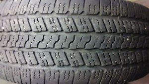 2 All season truck tires Good Year 275/65R18 $120 both 70%left