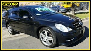 2010 Mercedes-Benz R300 CDI 251 MY10 Grand Edition AWD Black 7 Speed Automatic G-Tronic Wagon Homebush Strathfield Area Preview