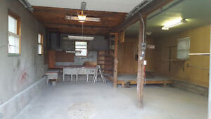 Large Heated Garage for Rent (RV Sized, 220V)