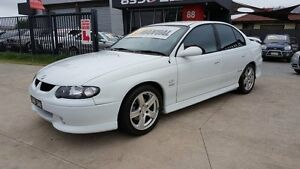 2001 Holden Commodore VX SS 6 Speed Manual Sedan Cairnlea Brimbank Area Preview