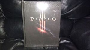 Diablo 3 collectors edition guide - sealed
