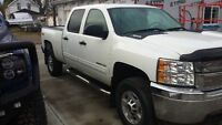 2013 Chevrolet 2500 Well kept truck, low kms, perfect for winter