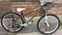 Haro steel réserve 8.Dirt jump/ Park bike