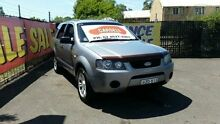 2006 Ford Territory SY TX (RWD) Grey 4 Speed Auto Seq Sportshift Wagon Campbelltown Campbelltown Area Preview