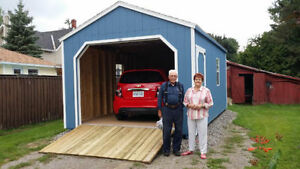 PORTABLE GARAGES | ATV STORAGE | WORKSHOP | GARDEN SHEDS Cornwall Ontario image 4