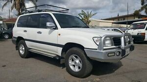 1999 Toyota Landcruiser FZJ105R GXL 4 Speed Automatic Wagon Enfield Port Adelaide Area Preview