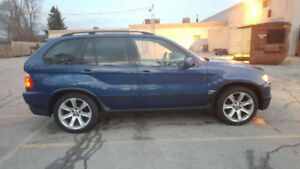 2005 BMW x5 4.8is (Rare model) 270km