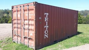 20ft A Grade Shipping Containers Bris,Melb,Syd,Adl,Pth,Twnsvl Noosa Area Preview