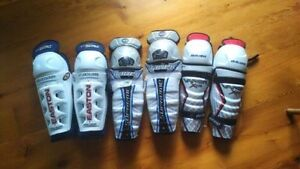 Boys, girls hockey ringette equipment, pads, skates Kitchener / Waterloo Kitchener Area image 3