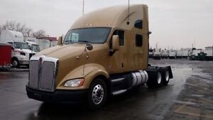 2011 KENWORTH T700 - Reduced to Sell Fast - Come and Get It!