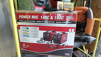 NEW LINCOLN PRO-MIG 180C WELDER - NEW IN BOX - NEVER USED