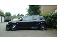 Vauxhall Corsa 1.4 sport good runner very sporty start runs & drives
