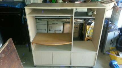 FREE ENTERTAINMENT unit use for TV or display Minchinbury Blacktown Area Preview