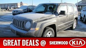 2016 Jeep Patriot SPORT Accident Free,  A/C,