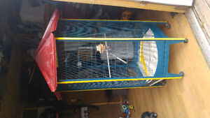Very large octagone bird cage