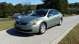 2008 Nissan Altima 130k Active need gone