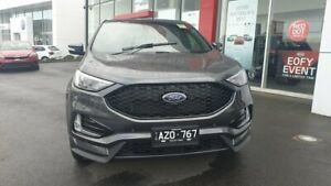 2018 Ford Endura CA 2019MY ST-Line SelectShift AWD Magnetic Grey 8 Speed Sports Automatic Wagon Traralgon Latrobe Valley Preview