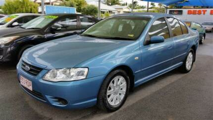 2006 Ford Falcon Sedan, Rear-Wheel Drive - REGO & RWC Westcourt Cairns City Preview