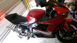 2005 Yamaha R6 for sale