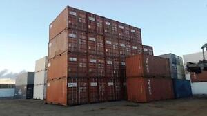 20' Used Shipping Containers - The Container Guy