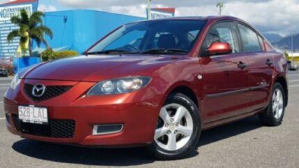 2008 Mazda 3 BK10F2 Neo Maroon 5 Speed Manual Hatchback