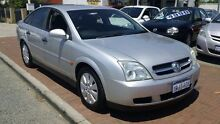2003 Holden Vectra JS2 GL Silver 4 Speed Automatic Sedan Victoria Park Victoria Park Area Preview