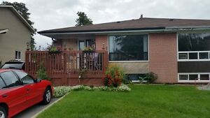 Beautiful 3-bedroom Main Floor near 401 & GO Stn south Pickering
