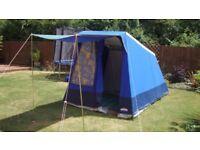 Cabanon Etna framed tent