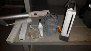 Nintendo Wii with everything