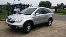 2007 Honda CR-V MY07 (4x4) Sport Silver 5 Speed Automatic Wagon Mount Druitt Blacktown Area Preview