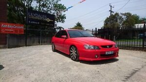 2003 Holden Commodore VY Executive 4 Speed Automatic Sedan Lilydale Yarra Ranges Preview