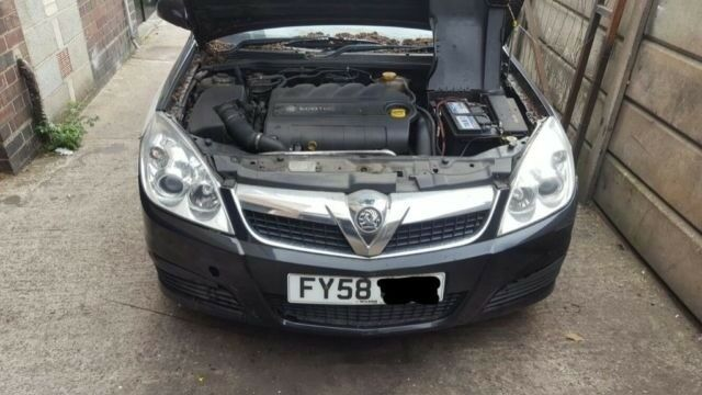 vauxhall vectra 2008 headlight