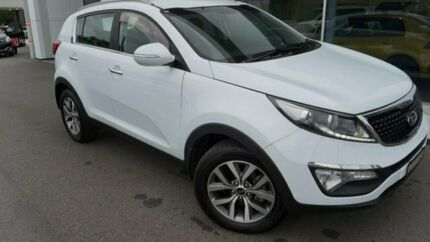 2015 Kia Sportage SL Series 2 MY15 SI Premium (FWD) White 6 Speed Automatic Wagon Port Macquarie Port Macquarie City Preview