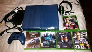 Limited Edition Forza 6 XBOX One 1TB trade for PS4 bundle
